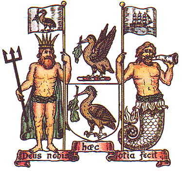 герб ливерпуля