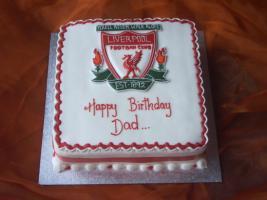 Ливерпульский тортик