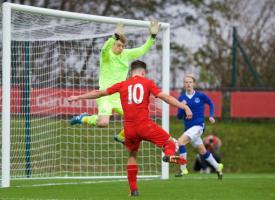 Ливерпуль U18 – Эвертон U18 (c) TheAnfieldWrap.com