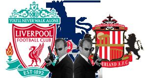 Ливерпуль - Сандерленд. Двойные агенты