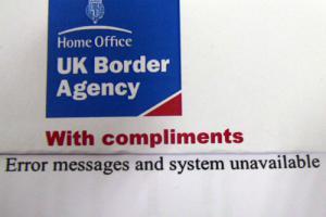 Британская виза - процесс и результат