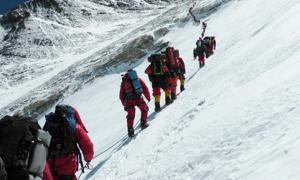Эверест Фото.© theguardian.com