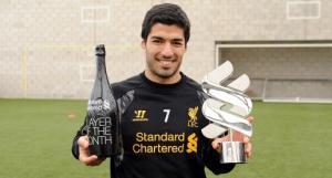 Фотография Луиса Суареса (c) Liverpoolfc.com