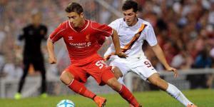 Фотография Кристофер Петерсон (c) Liverpoolfc.com