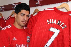 Фото Луиса Суареса (с) Liverpoolfc.tv