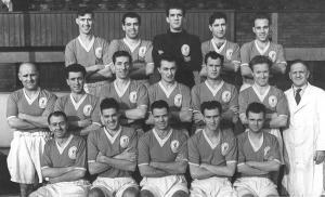 Состав «Ливерпуля» в сезоне 1955/1956