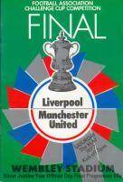 Программка финала кубка Англии 1977