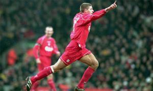 Стивен Джеррард и Дэнни Мёрфи (c) LiverpoolFC.com