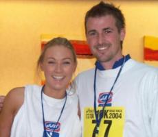 Пол Далглиш с сестрой Линси (c) MarinaDalglishAppeal.org