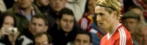 Фернандо Торрес в матче с «Челси» (c) LiverpoolFC.tv