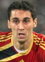 Альваро Арбелоа в составе сборной Испании (c) Sky Sports