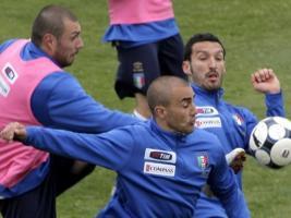 Андреа Доссена — полноправный член сборной Италии (c) FIFA.com