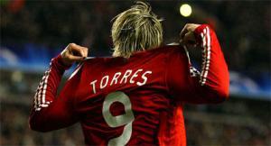 Фернандо Торрес празднует гол «Реалу» (c) fernando9torres.com
