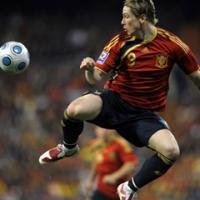 Фернандо Торрес — звезда «Ливерпуля» и сборной Испании (c) AFP