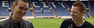 Джек Хоббс и Дэвид Мартин в Лестере (c) LiverpoolFC.tv