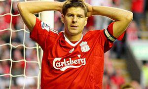 Стивен Джеррард разочарован (c) Liverpool Daily Post