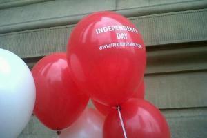 Шарики Independece Day