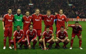Фотография игроков «Ливерпуля» (с) Liverpoolfc.tv