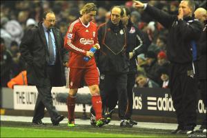 Торрес, Бенитес и «Ливерпуль» покидают Кубок Англии (c) Getty Images