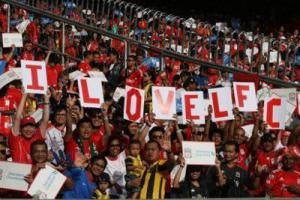 Болельщики «Ливерпуля» в Малайзии (c) LiverpoolFC.tv