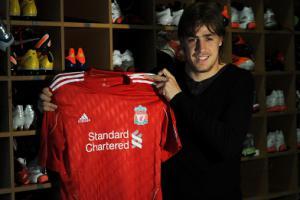 Себастьян Коатес (c) LiverpoolFC.tv