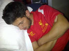 Дани Пачеко (c) Liverpool Echo