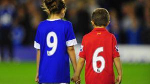 «Эвертон» и «Ливерпуль» (c) Everton FC