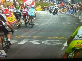 Justice for The 96 at Tour de France