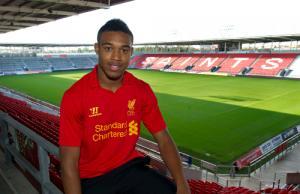 Джордон Ибе (c) LiverpoolFC.com