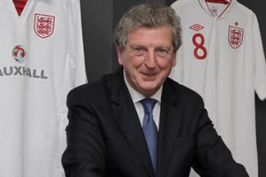 Рой Ходжсон в раздевалке сборной Англии на «Уэмбли» (c) TheFA.com