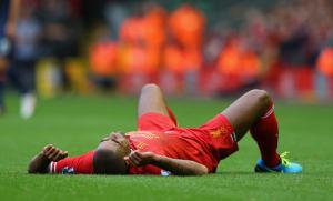 Глен Джонсон (c) LiverpoolFC.com