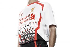 Гостевая форма «Ливерпуля» 2013/2014 (c) LiverpoolFC.com
