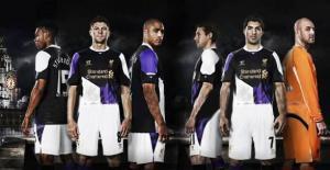 Третья форма «Ливерпуля» 2013/2014