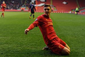 Адам Морган (c) Andrew Powell / LiverpoolFC.com
