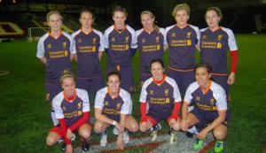 Женская команда «Ливерпуля» (c) TheFA.com