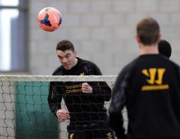 Фотография Яго Аспаса (c) LiverpoolFC.com