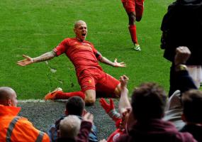 Фото Мартина Шкртела (с) Liverpoolfc.com