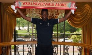 Дивок Ориги (c) LiverpoolFC.com