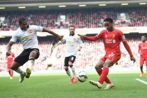 Рахим Стерлинг и «Манчестер Юнайтед» (c) Liverpool Echo
