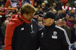 Юрген Клопп и Тони Пьюлис (c) Liverpool Echo