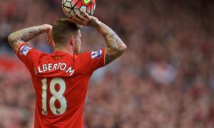 Альберто Морено (c) LiverpoolFC.com