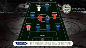 Команда года PFA (с) PFA
