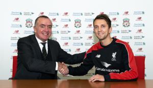 Скотт Роджерс (л) и Иан Эйр © LiverpoolFC.com