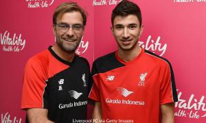 Юрген Клопп и Марко Груич (c) LiverpoolFC.com