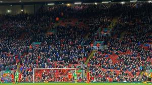 Пустеющий «Энфилд» (с) Sky Sports
