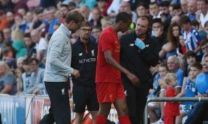 Жоэль Матип получил травму (c) Andrew Powell / Liverpool FC