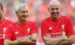 Иан Раш и Гари Макаллистер (c) LiverpoolFC.com