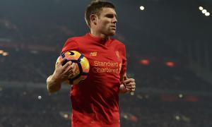 Джеймс Милнер (c) LiverpoolFC.com