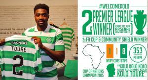 Коло Туре (c) CelticFC.net