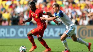 Дивок Ориги в матче против сборной России (c) FIFA